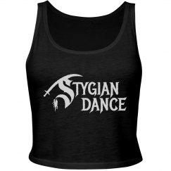 Stygian Dance Crop Top