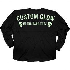 Custom Glow In The Dark Text