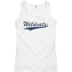 Go new Hampshire wildcats tank top.