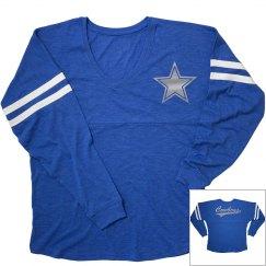 Cowboys long sleeve shirt 2.