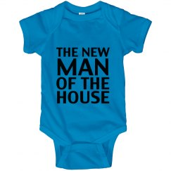 The New Man Of The House
