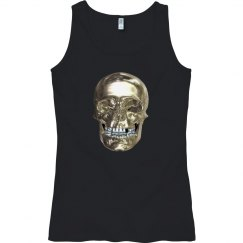 Chrome Skull Tank Top