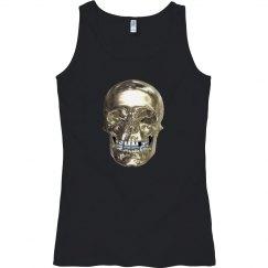 Chrome Skull Tank Top