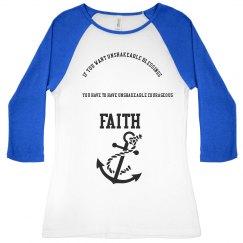 Have faith more abundantly