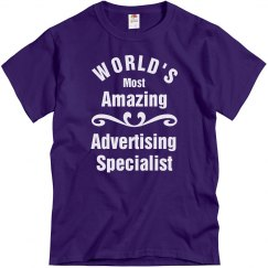 Advertising specialist
