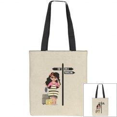 Brunette FGT Tote Bag