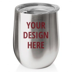 Design Your Stemless Wine Tumbler