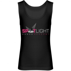 SDA Black Tank-Youth