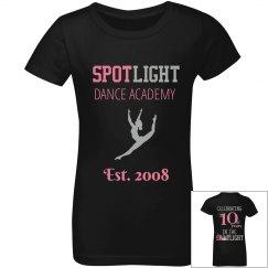 10 Year Tshirt-YOUTH