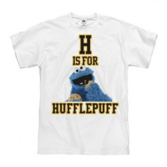 H is for Hufflepuff
