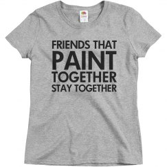 Paint together