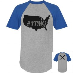 #ITMG USA Baseball short