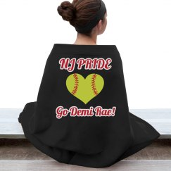Comfy Softball Blanket