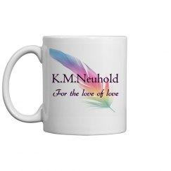 K.M.Neuhold coffee mug