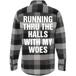 Running Thru the Halls
