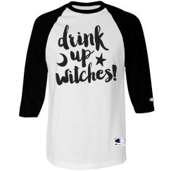 Drink Up Halloween Witches