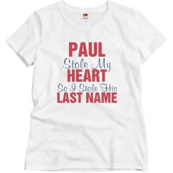 Paul stole my heart