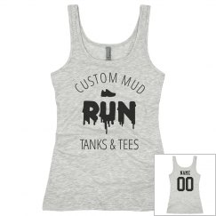 Custom Mud Run Tees And Tanks