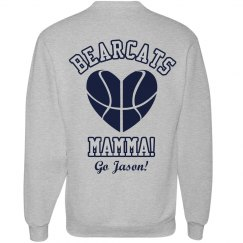 Bearcats Basketball Mom