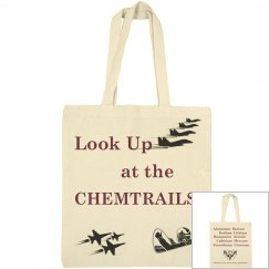 Look Up at the Chemtrails