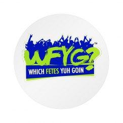 WFYG Sticker
