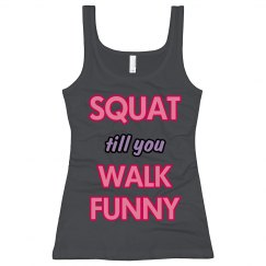 Squat Walk
