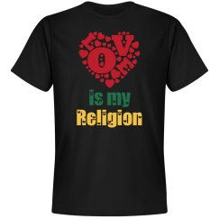 Love is my Religion