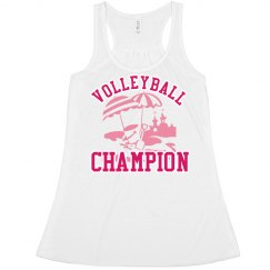 Volleyball Beach Champion