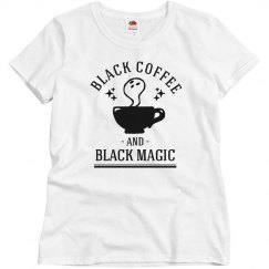 Black Coffee Black Magic Ghost