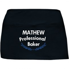 Mathew professional baker
