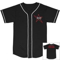 Unisex Baseball jersey