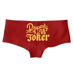Joker's Intimate Property