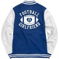 Girlfriend Sports Jacket