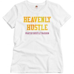 Heavenly hustle bold