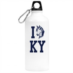 Kentucky Derby Aluminum Bottle