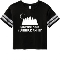 Summer Camp Custom Crop