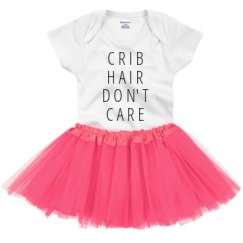 Infant Onesie with Tutu