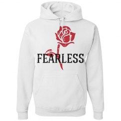 Fearless Rose Hoodie