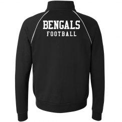 Bengals football jacket
