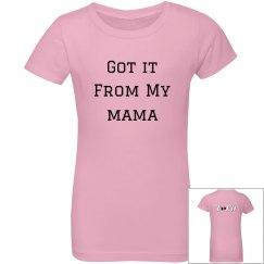 Kids Got it From My Mama T