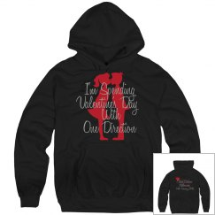 V Day Hoodie One D