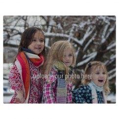 Custom Family Photo Keepsake