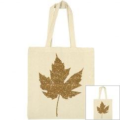 Vibrant Gold Leaf