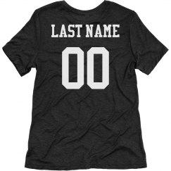 Baseball Mom Custom Name/Number