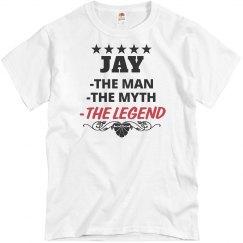 Jay - the man!