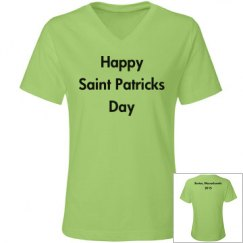 Happy Saint Patrick Day