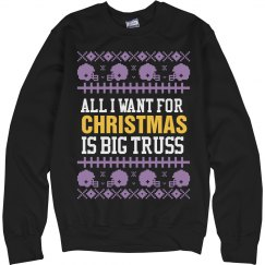 Football Ugly Sweater A. Brown