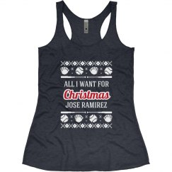 Ramirez Girl Ugly Baseball Sweater
