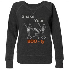 Shake your Boo-ty