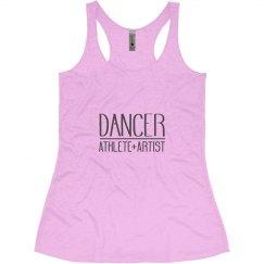 Dancer Artist + Athlete